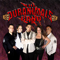 THE DURANIMALS BAND