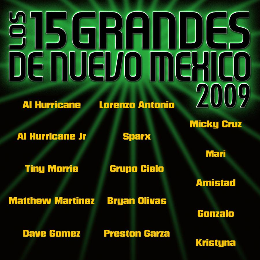 15 Grandes 2009 CD
