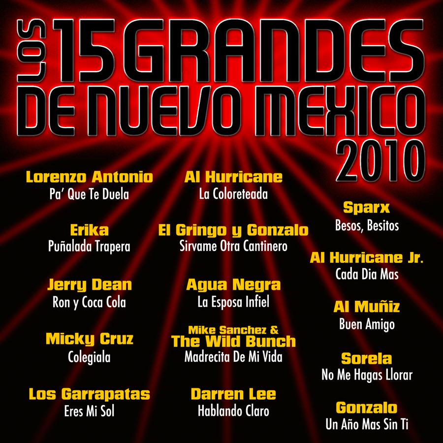 15 Grandes 2010 CD