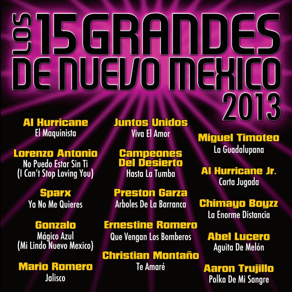 15 Grandes 2013 CD