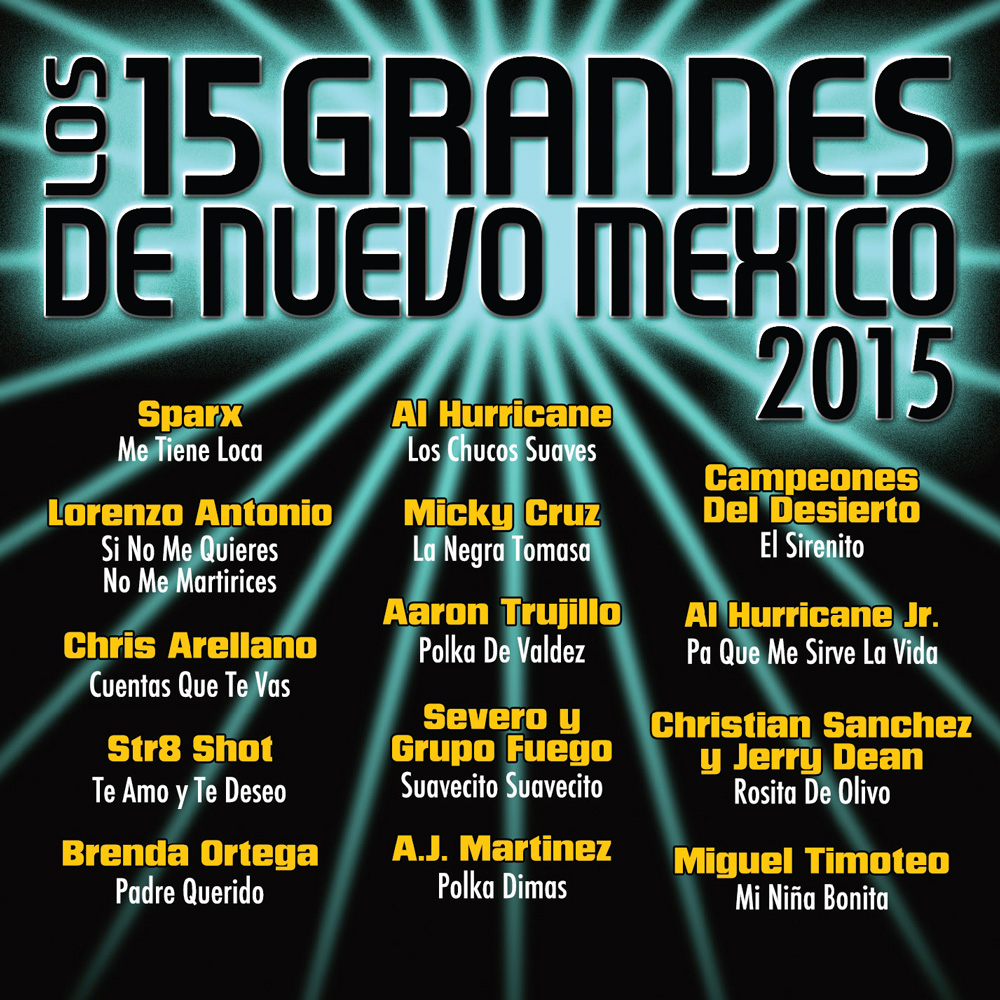 15 Grandes 2015 CD